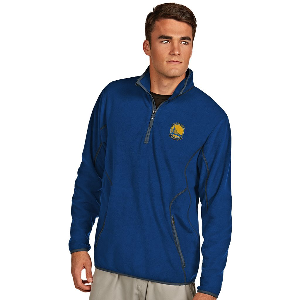 Men's Antigua Golden State Warriors Ice Pullover