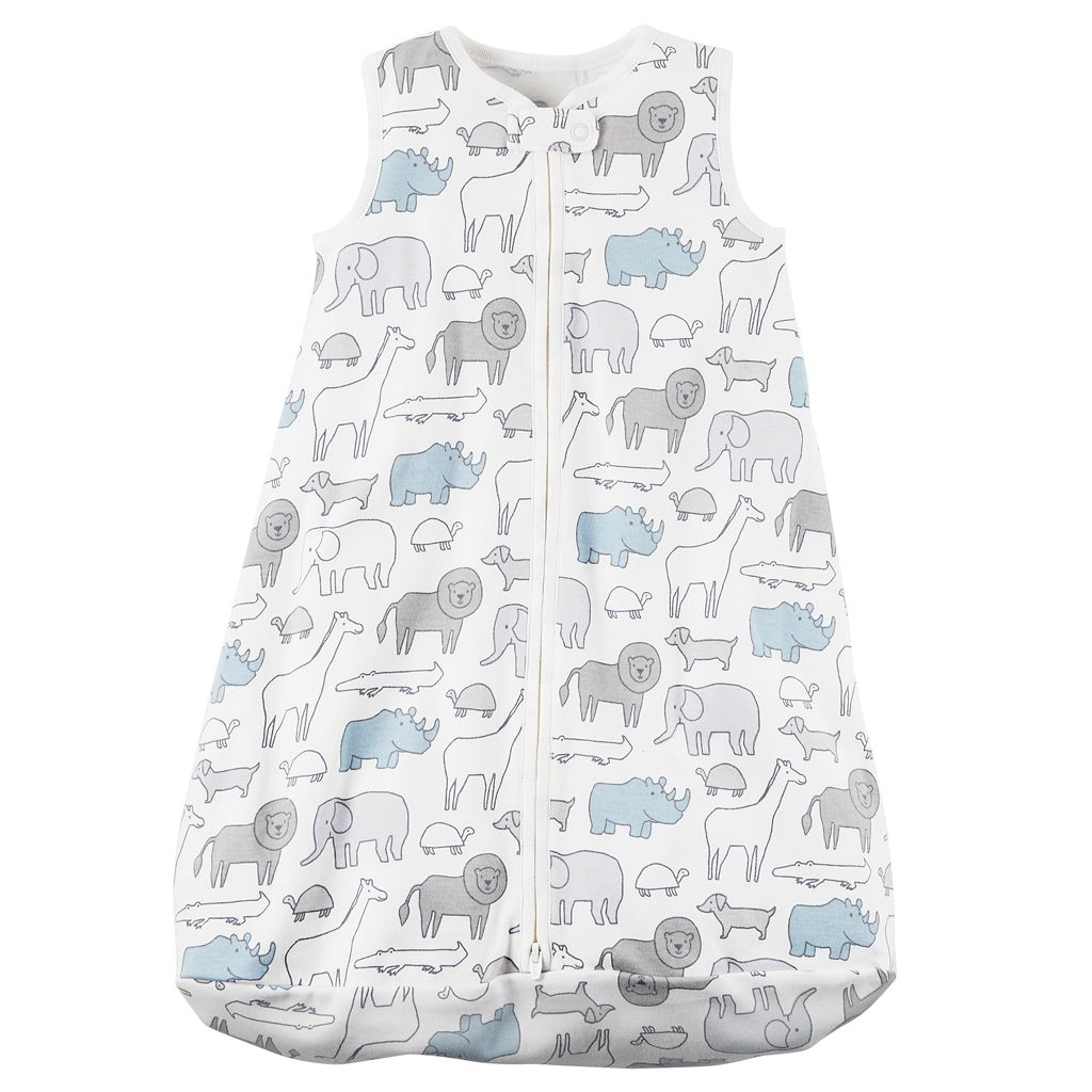 Baby Boy Carter's Animal Sleep Bag