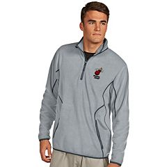Men's Antigua Miami Heat Ice Pullover