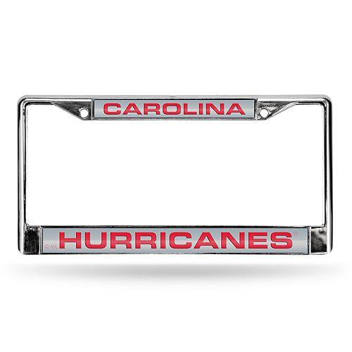 Carolina Hurricanes License Plate Frame