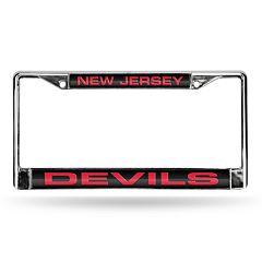 New Jersey Devils License Plate Frame