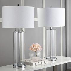 Safavieh Velma Table Lamp 2 pc Set