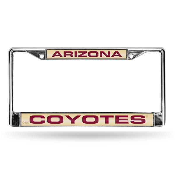 Arizona Coyotes License Plate Frame
