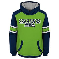 Boys 4-7 Seattle Seahawks Allegiance Hoodie