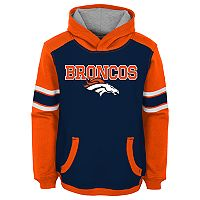 Boys 4-7 Denver Broncos Allegiance Hoodie