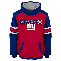 Boys 4-7 New York Giants Allegiance Hoodie