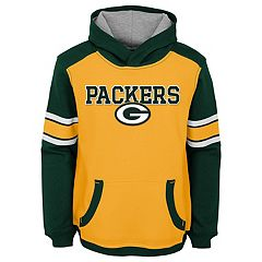 Boys 4-7 Green Bay Packers Allegiance Hoodie