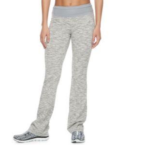 Juniors' SO® Skinny Bootcut Yoga Pants