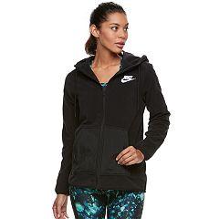 Women's Nike Sportswear Hooded Zip-Up Jacket