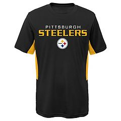 Boys 4-7 Pittsburgh Steelers Mainframe Performance Tee