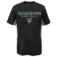 Boys 4-7 Oakland Raiders Mainframe Performance Tee