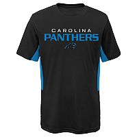 Boys 4-7 Carolina Panthers Mainframe Performance Tee