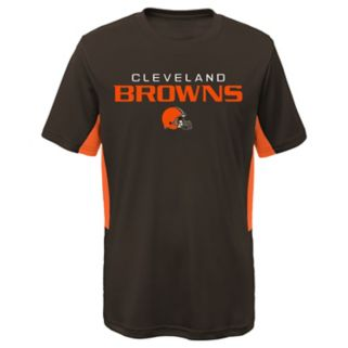 Boys 4-7 Cleveland Browns Mainframe Performance Tee