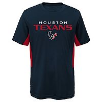 Boys 4-7 Houston Texans Mainframe Performance Tee
