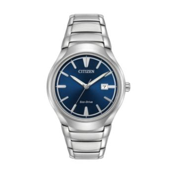 Citizen Eco-Drive Men's Paradigm Stainless Steel Watch - AW1550-50L