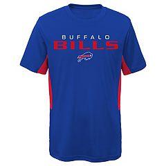 Boys 4-7 Buffalo Bills Mainframe Performance Tee