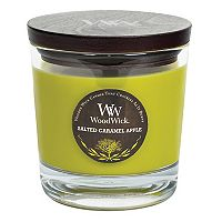 WoodWick Salted Caramel Apple 10.5-oz. Candle Jar