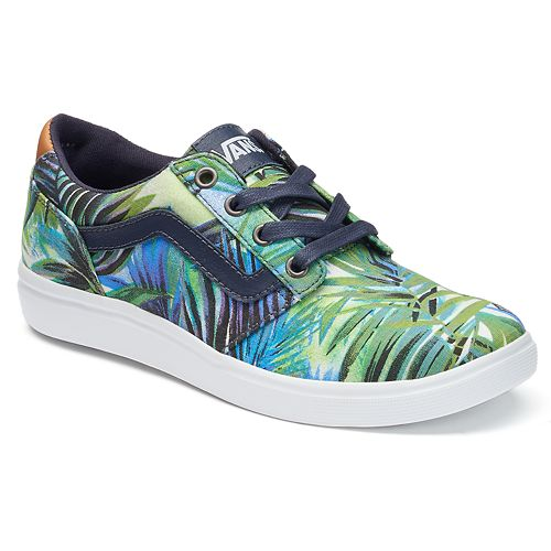 a0d48e11e8 Vans Chapman Lite Palm Print Women s Skate Shoes