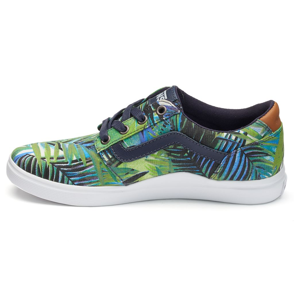 Vans Chapman Lite Palm Print Women's Skate Shoes