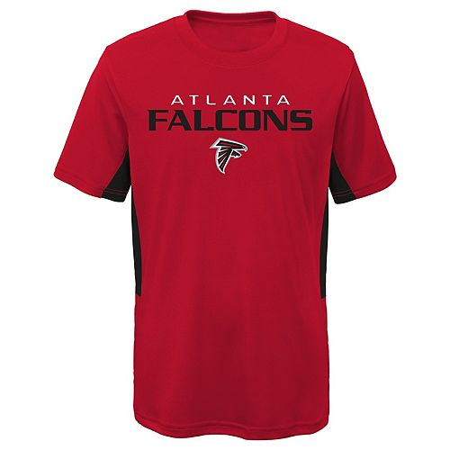 Boys 4-7 Atlanta Falcons Mainframe Performance Tee