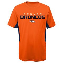 Boys 4-7 Denver Broncos Mainframe Performance Tee