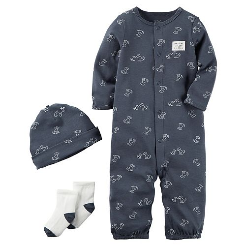 4ca8ee0e3 Baby Boy Carter s Dog Coverall