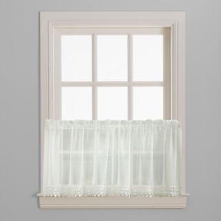 Ashlyn Tier Curtain Pair