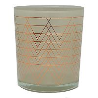 WoodWick Metallic Flickering Fireside 9-oz. Candle Jar