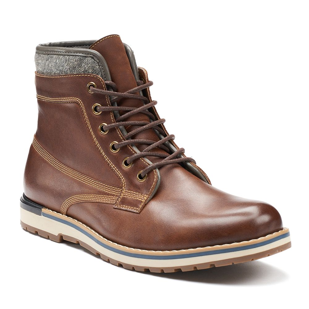 Bathroom scales boots - Sonoma Goods For Life Watkins Men S Casual Boots