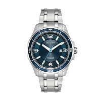 Citizen Eco-Drive Men's TI + IP Super Titanium Watch - BM6929-56L