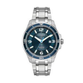 Citizen Eco-Drive Men's TI + IP Super Titanium Watch - BM6929-56L