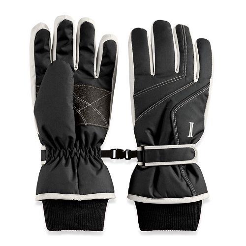 Women's Igloos Waterproof Taslon Ski Gloves