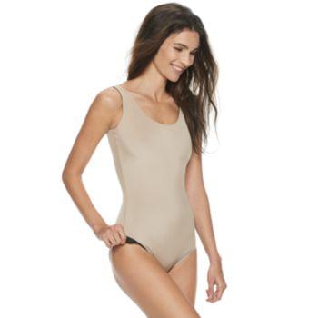 Women's Red Hot by Spanx Flipside Firming Bodysuit 10137R