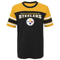 Boys 4-7 Pittsburgh Steelers Loyalty Tee