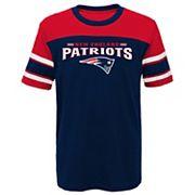 Boys 4-7 New EnglandPatriots Loyalty Tee