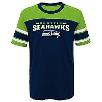 Boys 4-7 Seattle Seahawks Loyalty Tee