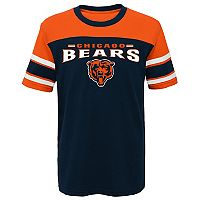 Boys 4-7 Chicago Bears Loyalty Tee