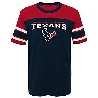 Boys 4-7 Houston Texans Loyalty Tee