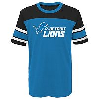 Boys 4-7 Detroit Lions Loyalty Tee
