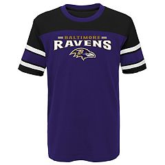 Boys 4-7 Baltimore Ravens Loyalty Tee