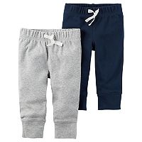 Baby Boy Carter's 2 pkBabysoft Pants