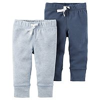 Baby Boy Carter's 2-pk. Solid Pants