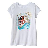 Disney's Moana Girls 4-10