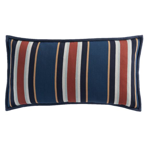 Chaps Home Striped Bolster Throw Pillow