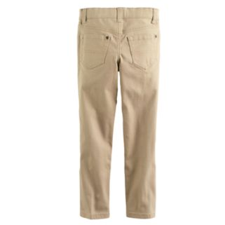 Boys 4-7x SONOMA Goods for Life™ Comfy Waist Twill Pants