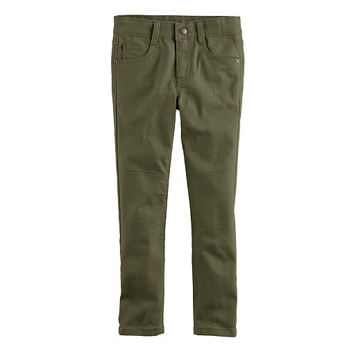 Boys 4-7x SONOMA Goods for Life™ Comfy Waist Twill Pants