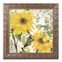 Trademark Fine Art Carina I Ornate Framed Wall Art