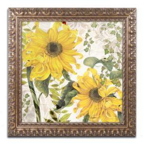 Trademark Fine Art Carina I Ornate Framed Wall Art