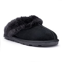 SO® Digital Women's Scuff Slippers
