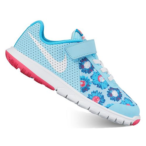3a5ca11a9ce5 Nike Flex Experience 5 Print Preschool Girls  Shoes
